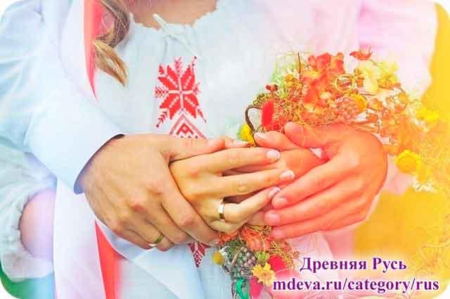 Есть дар у русской женщины — беречь