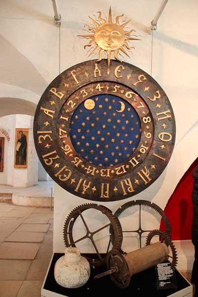 Древнерусские часы