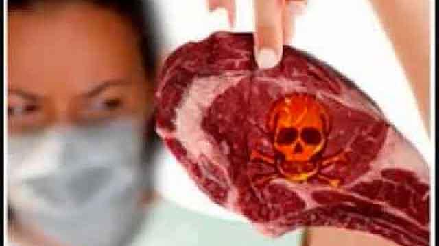 Антибиотики в мясе, птице и в молоке