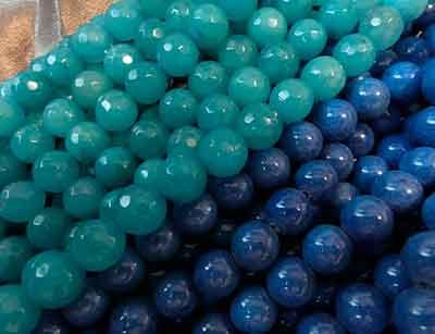 Голубой или синий нефрит