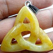 Желтый нефрит