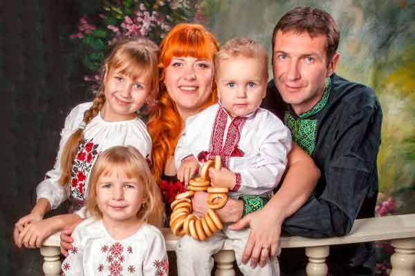 Энергетический источник семьи