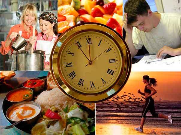 Ведический режим дня и питания