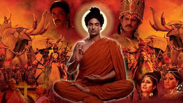 Будда/Buddha (2013). Смотрите сериал Будда онлайн на русском языке