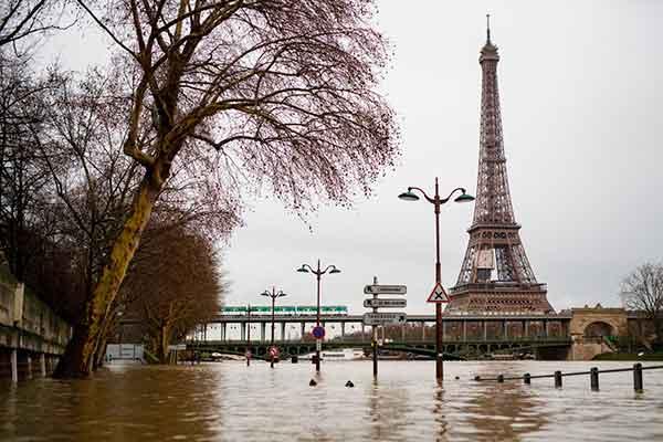 Крупные города мира уйдут под воду